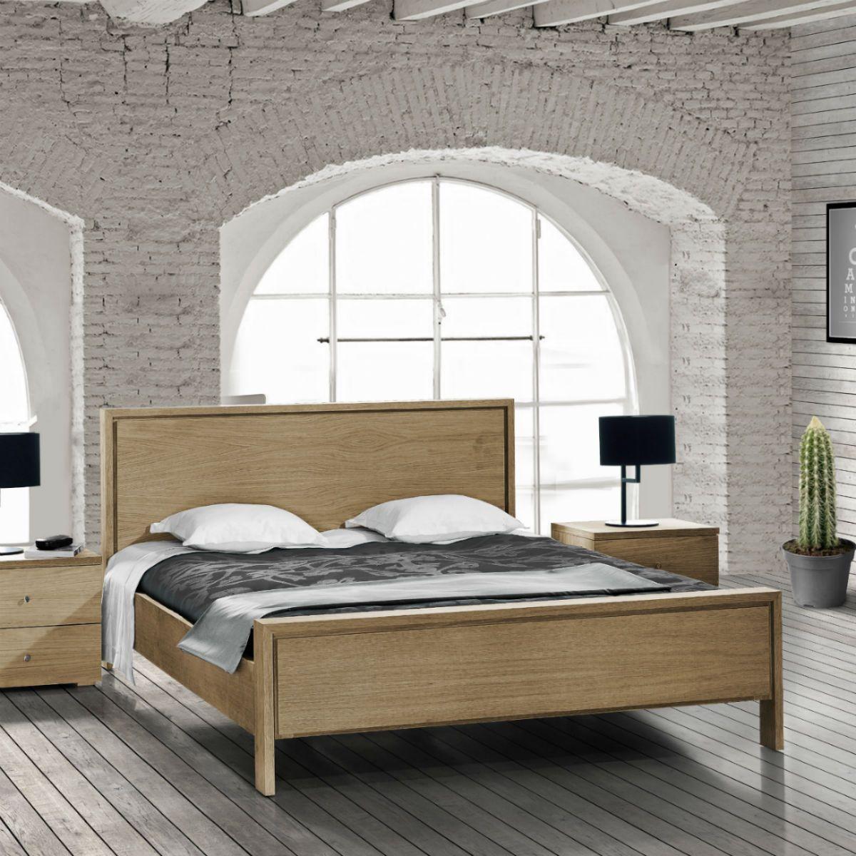lit design moderne