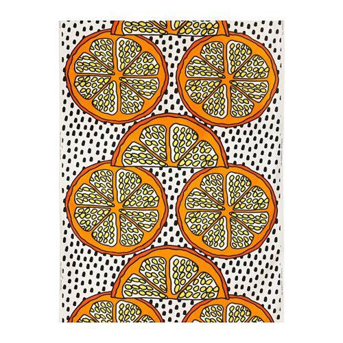 Tessuti Per Tende Ikea.Ikea Orangelilja Tessuto A Metraggio Fashion Trends Pentole