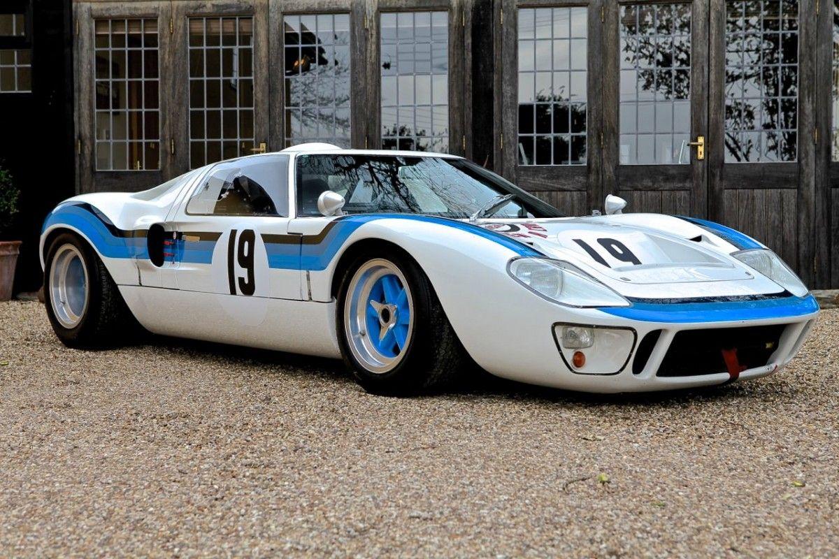 1969 Ford GT40 Mk 1 & 1969 Ford GT40 Mk 1 | Ford gt40 Ford and Ferrari markmcfarlin.com