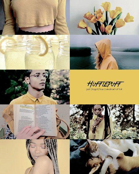 hufflepuff aesthetic . humbug