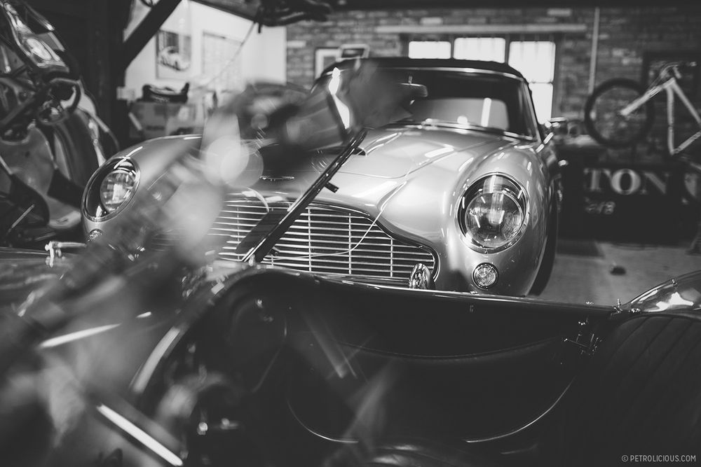 Hidden in a Barn is One Man's Gulf Racing Obsession - Petrolicious