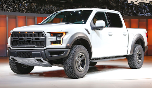 2013 Shelby Raptor With Machined Method Race Wheels Double