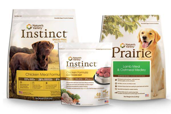 Nature S Variety Coupons 3 Off Raw Foods And 3 Off Bagged Foods