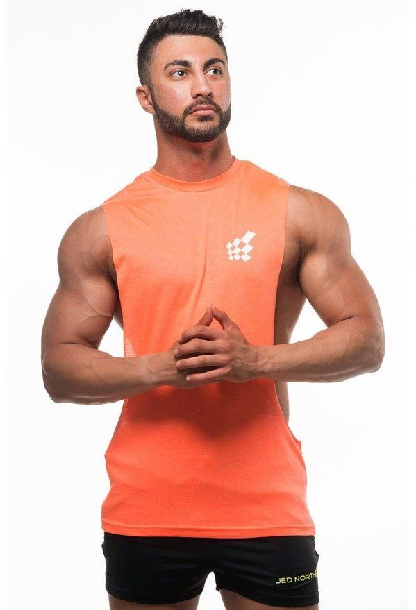 933e0099 Muscle Cut Stringer Workout T-shirt Muscle Tee Bodybuilding Tank Top at  Amazon Men's Clothing store: