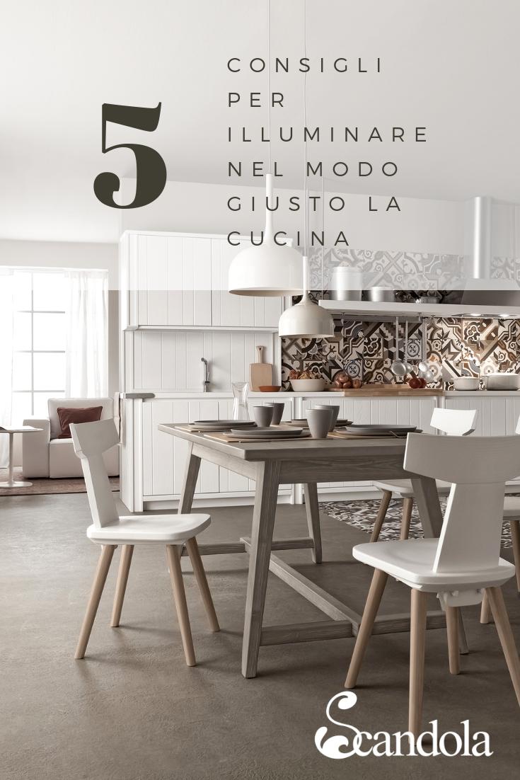 Faretti e luci in cucina | Illuminazione cucina, Cucine e ...