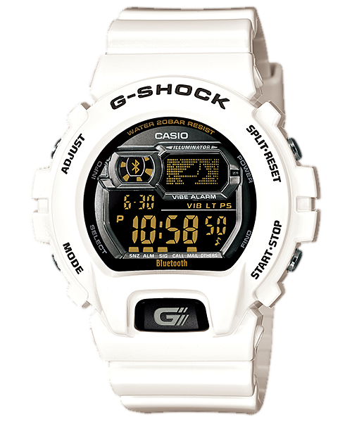 casio watch compatible with iphone