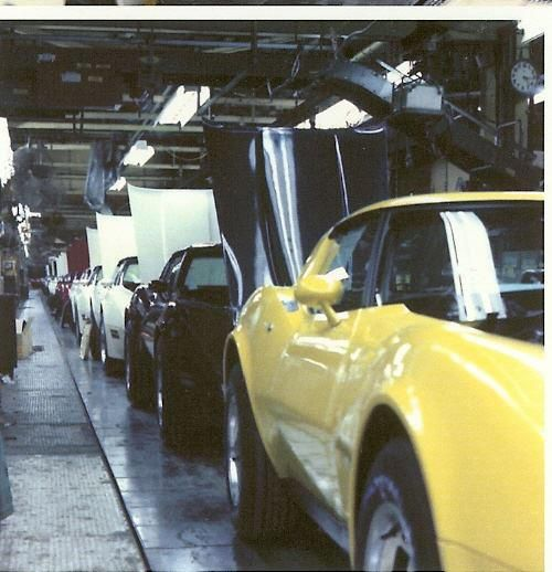 Corvette Assembly Line..Re-pin Brought To You By Agents Of