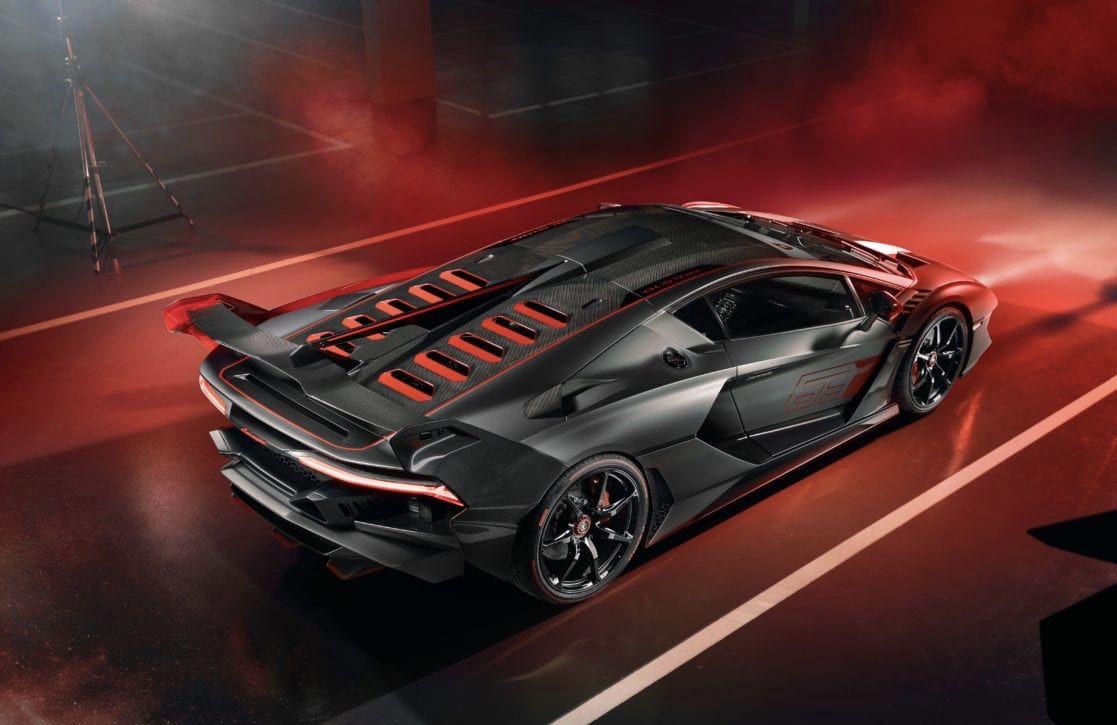 42ac407496e6 Lamborghini Squadra Corse