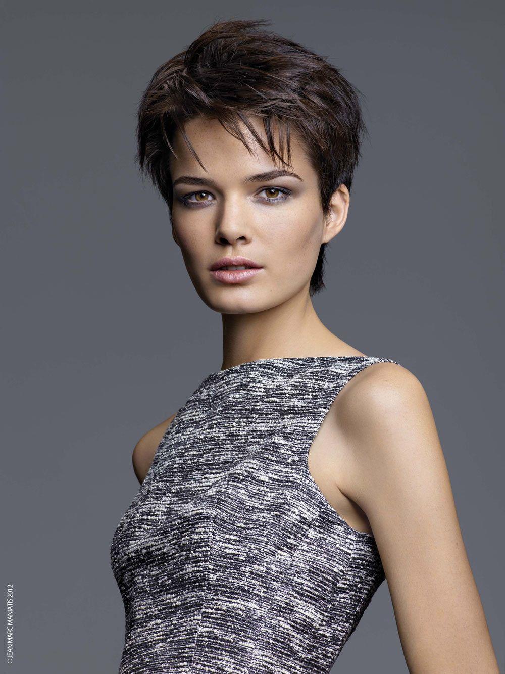 Les coupes de cheveux courtes pour femmes blog headband - Pinterest coiffure femme ...