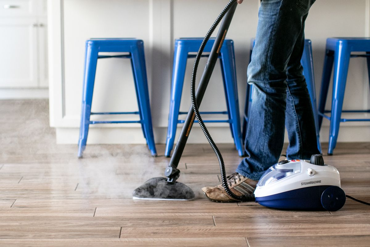 SteamMachine Elite Review Cleaning household, Steam mop