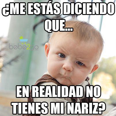 Bebe Inteligente Chiste Fun Funny Baby Quotes Espanol Bebes Humor De Bebe Imagenes De Risa Gracioso