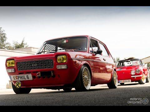 Fiat 127 & Fiat 850 - Tuning - YouTube