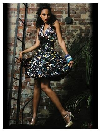 short funky looking prom dresses | CityWedding Venues | Pinterest ...
