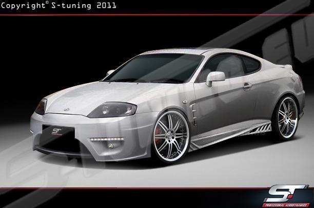Hyundai Coupe Frontstoßstange Heckstoßstange Seitenschweller  Body Kit #lamborghiniaventador