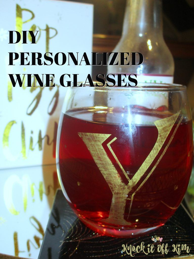How To Make Personalized Wine Glasses For Gifts Personalized Wine Glasses Monogram Wine Glasses Personalized Wine Glass