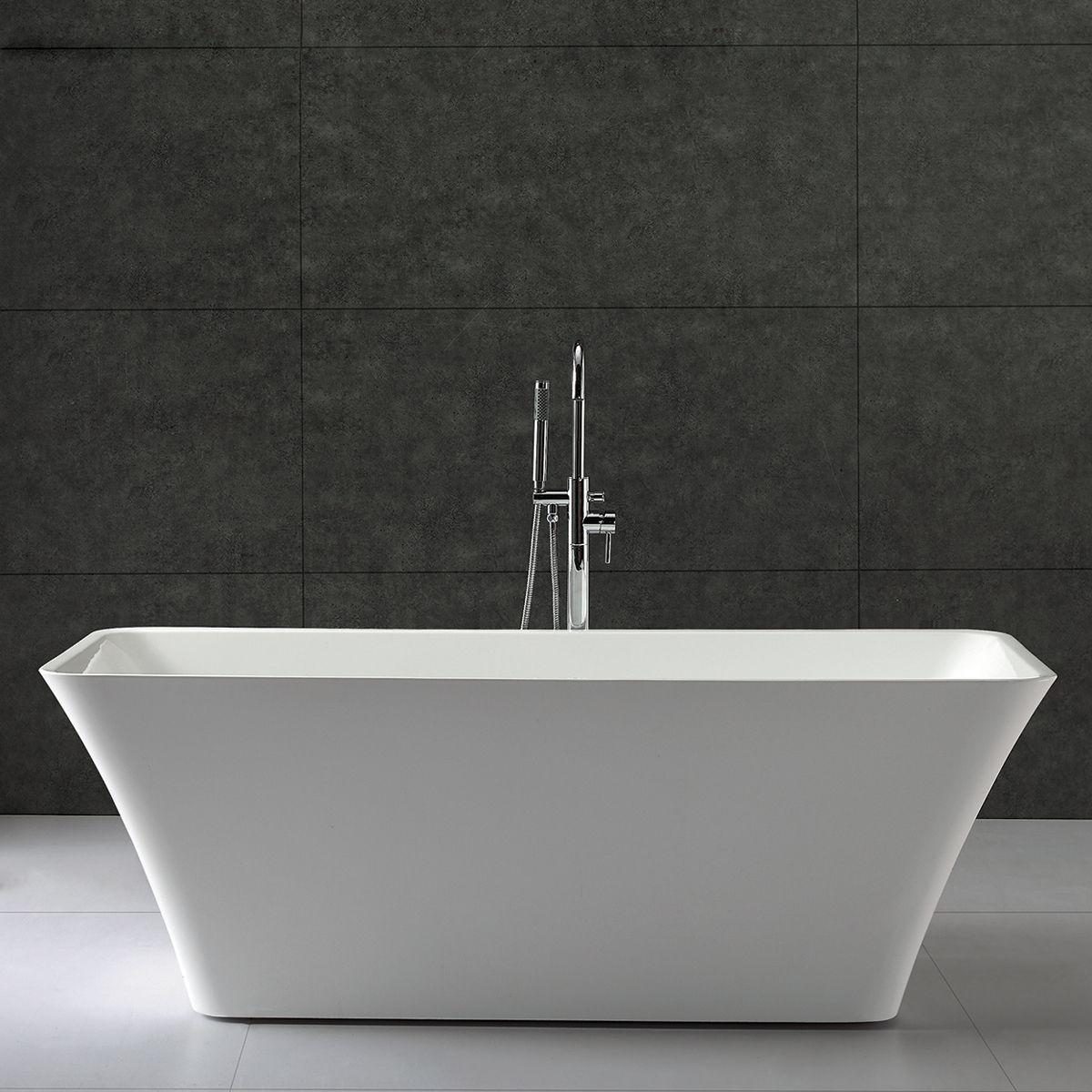 Jade Bath BLW1820 French Riviera Claire Freestanding Soaker Tub ...