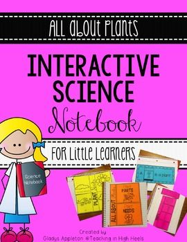 Interactive Science NotebookPlantsEngage your students in some fun interactive science lessons with this interactive journal. Students will learn all about plants with this hands-on unit. Included in this packet: Parts of Plants mini-poster. Seed, roots, stem, leaves, flowers mini-posters.