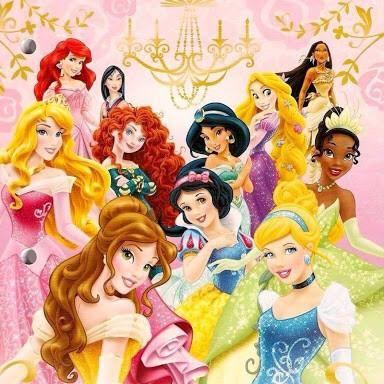 ディズニー プリンセス 集合の画像 プリ画像