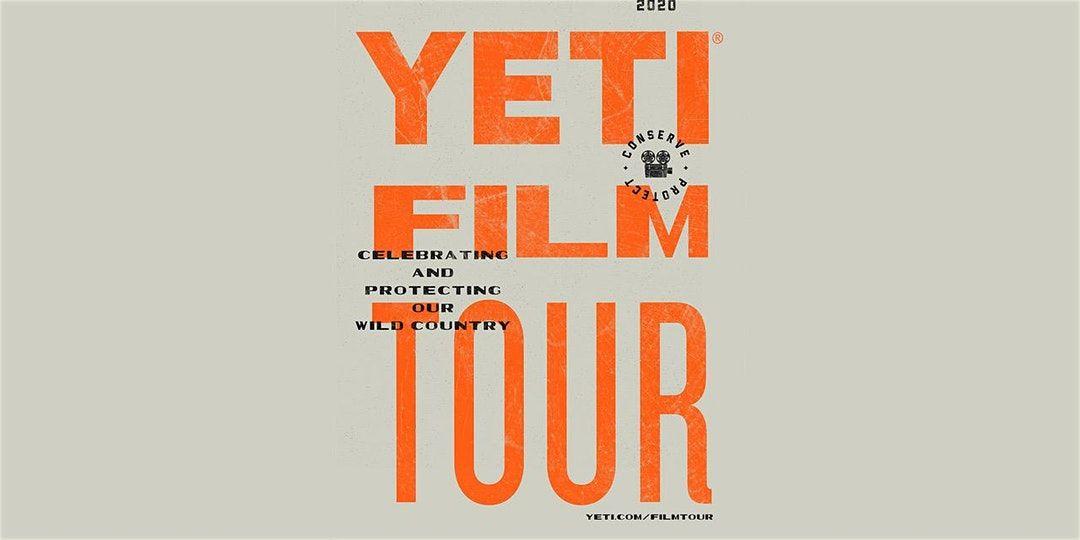 Eventbrite Revolution Hall Presents Yeti Film Tour Saturday