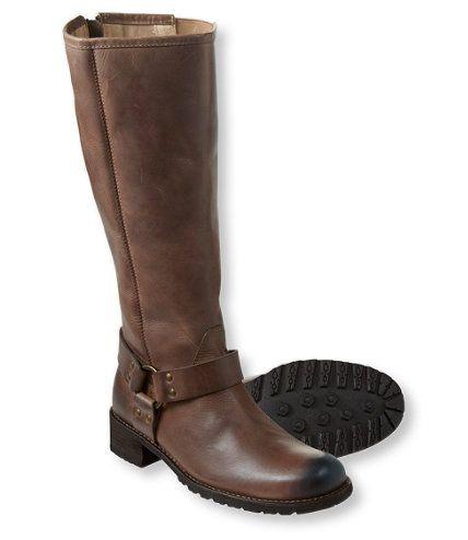 Deerfield Rustic Harness Boot Closet Fashionista Ll