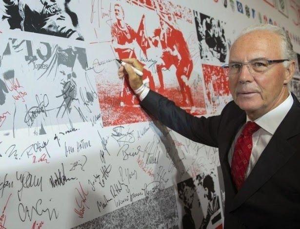 Blog Esportivo do Suiço: Beckenbauer leva suspensão de 90 dias por caso de corrupção pela Copa de 2022
