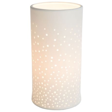 Night Light For Our Baby Girl   Fizz Table Lamp 28cm