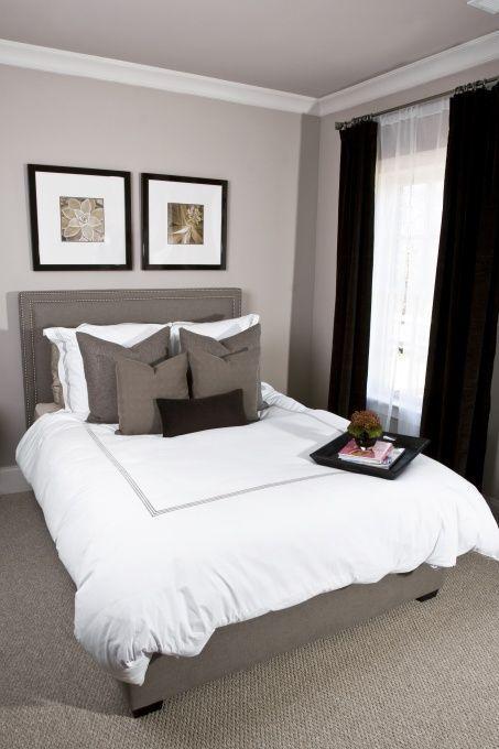 Hgtv Bedrooms Sherwin Williams Versatile Gray