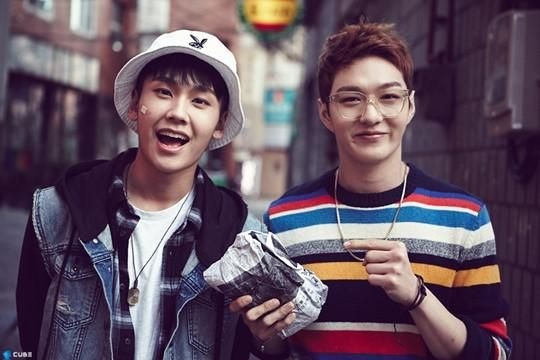 Ilhoon And Changsub Ilhoon and Chan...