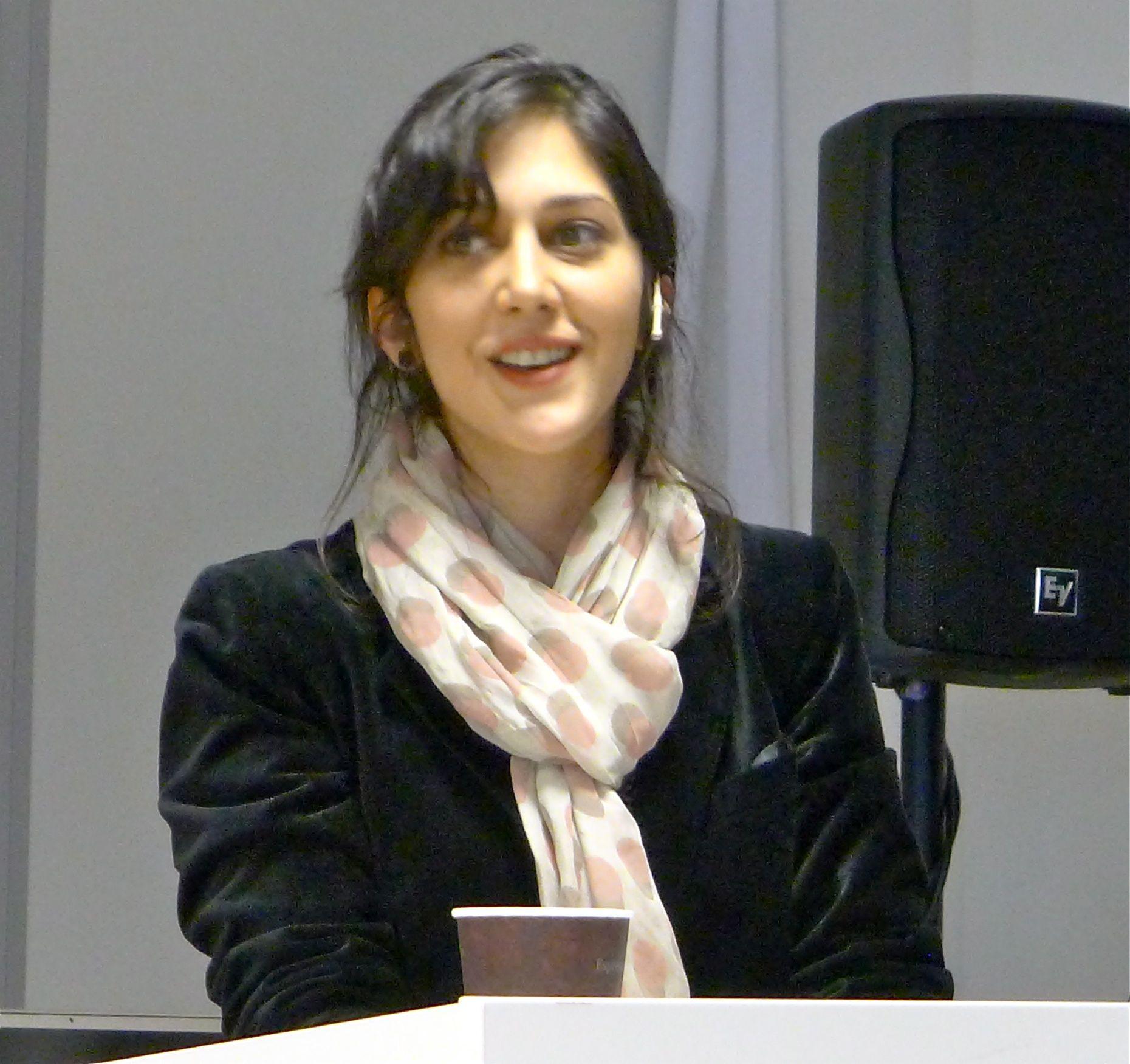 Zahra amir ebrahimi nude — img 3