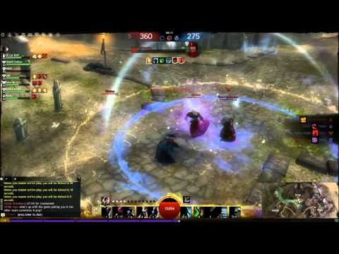 Guild Wars 2 Into the Fray PvP Thief Tips and Tricks