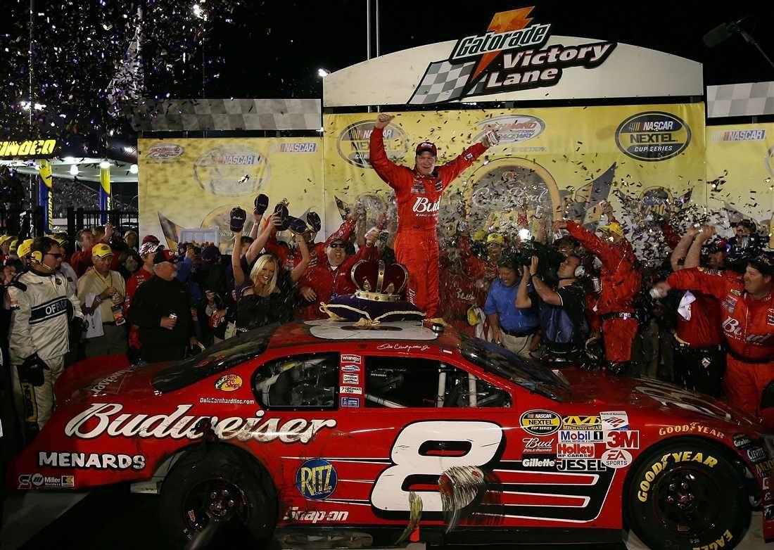DALE EARNHARDT JR #8 NASCAR COCA COLA RACING CAR PIN