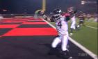 video; Drew Tate runs in a 16 yard TD vs. Ticats