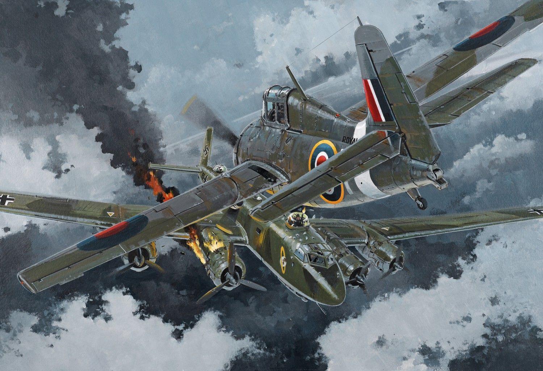 Fw 200 Condor vs HMS Audacity