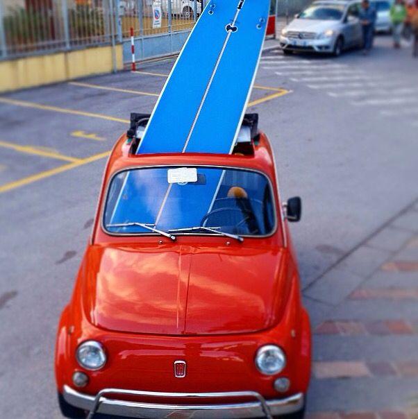 Surfboard Instagram @italian_kook.