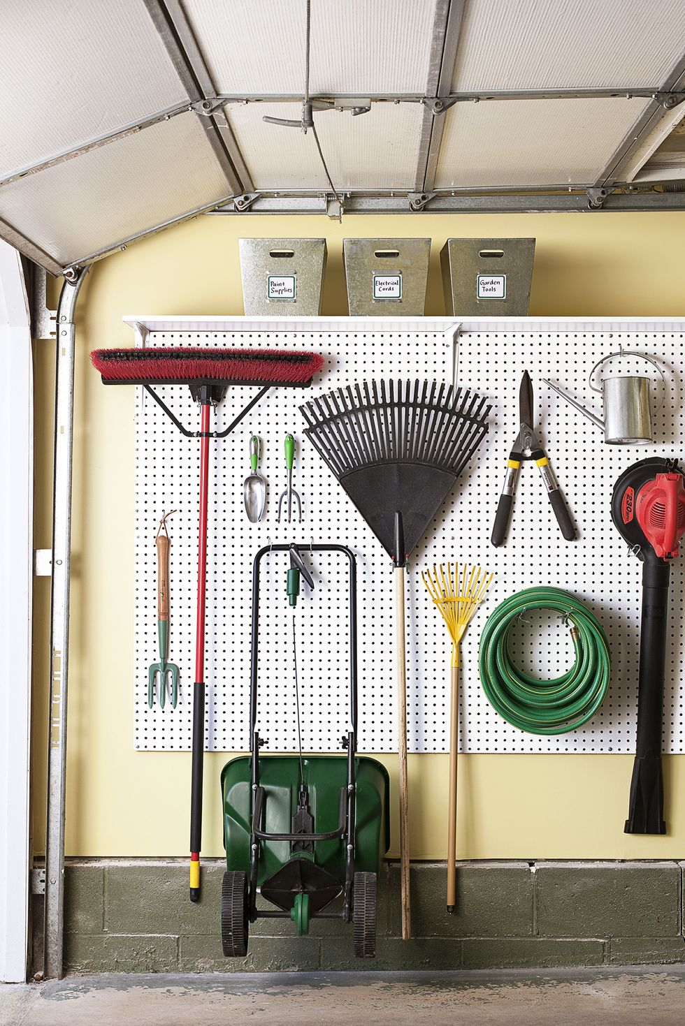 12 Genius Garage Storage Ideas To Organize Bikes Tools And More