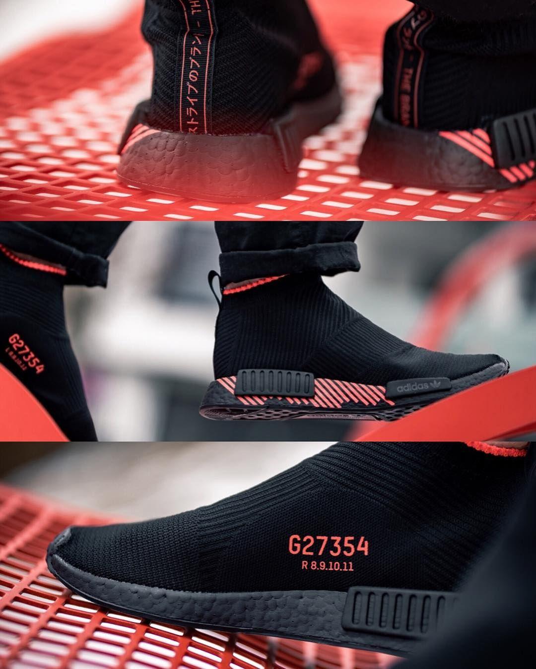 adidas NMD CS1 PK Shock Red📸 43einhalb