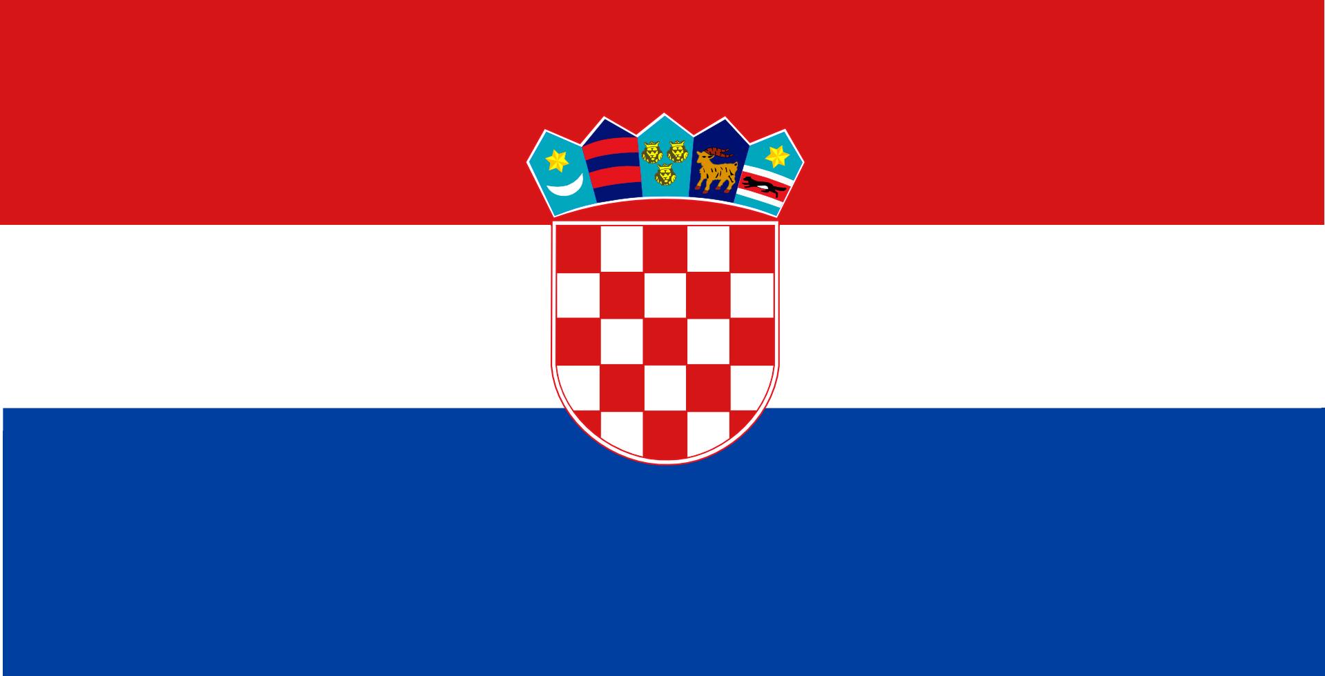 Croatia Croatia Flag State Symbols Symbols