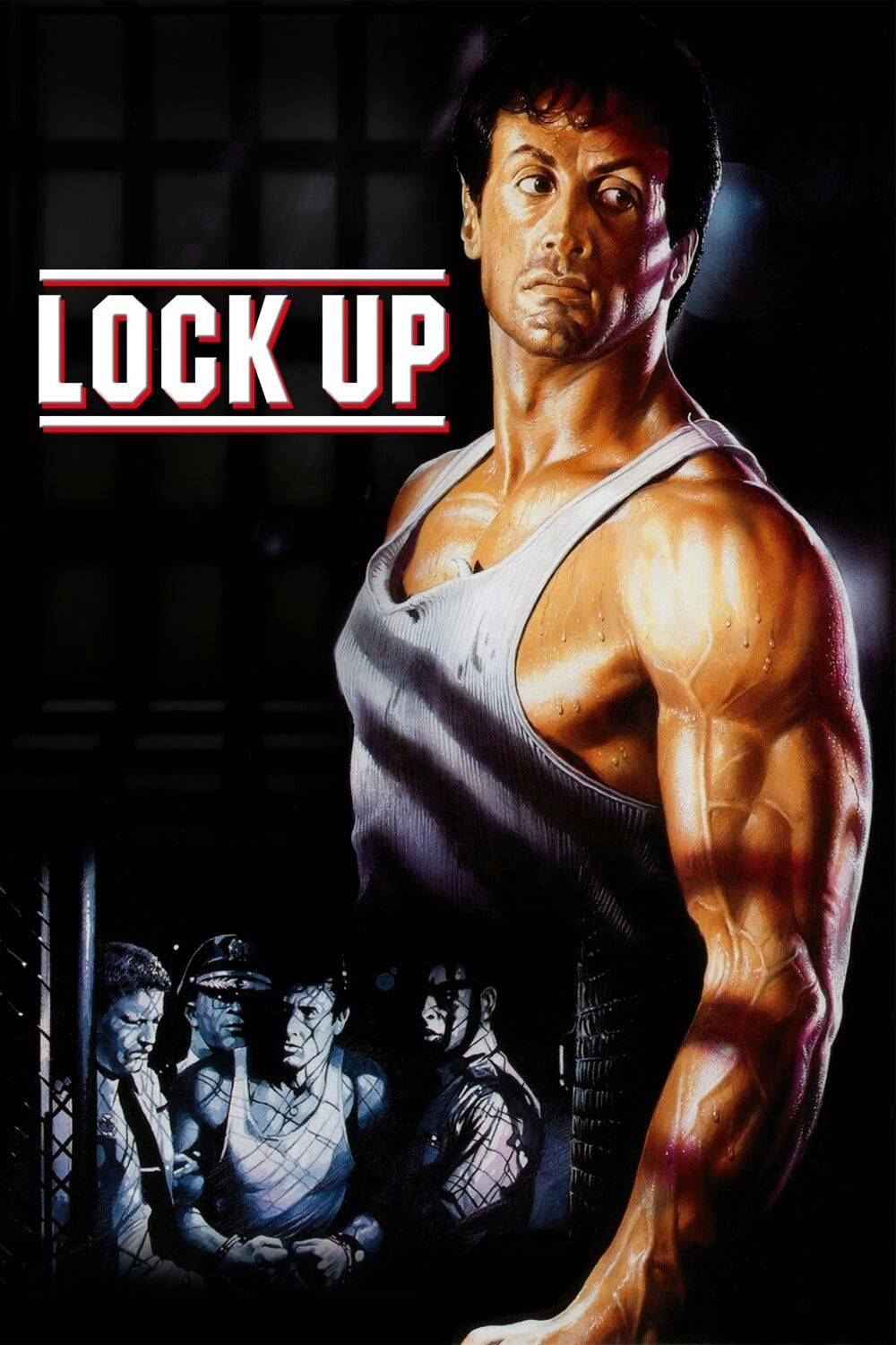 Lock Up Movie Poster Fantastic Movie Posters Scifi Movie Posters