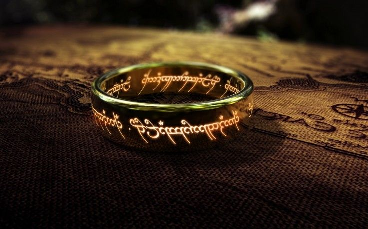 Fantasy Art The Lord Of The Rings Map Rings Depth Of Field The