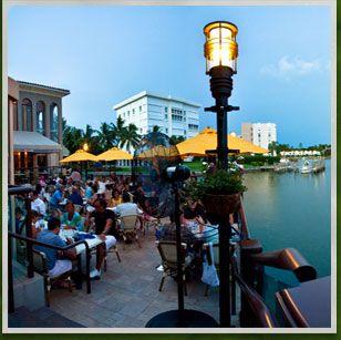 Village On Venetian Bay Has 6 Restaurants That Are Waterside Overlooking The