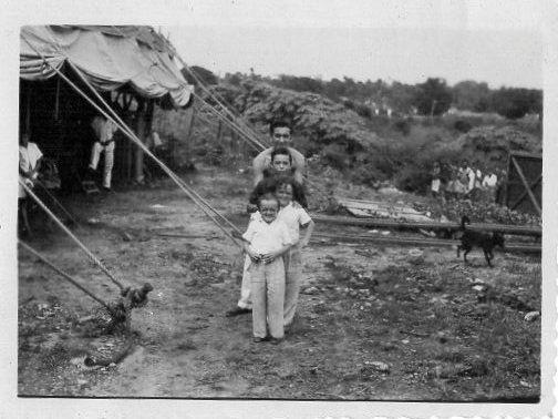 Belem do Pará - Argentino Americano Joffre e Palermo 07-03-1951