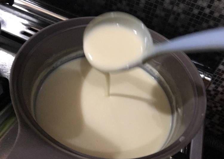 Resep Fla Puding Creamy Oleh Puspita Sari Resep Makanan Resep Makanan Resep
