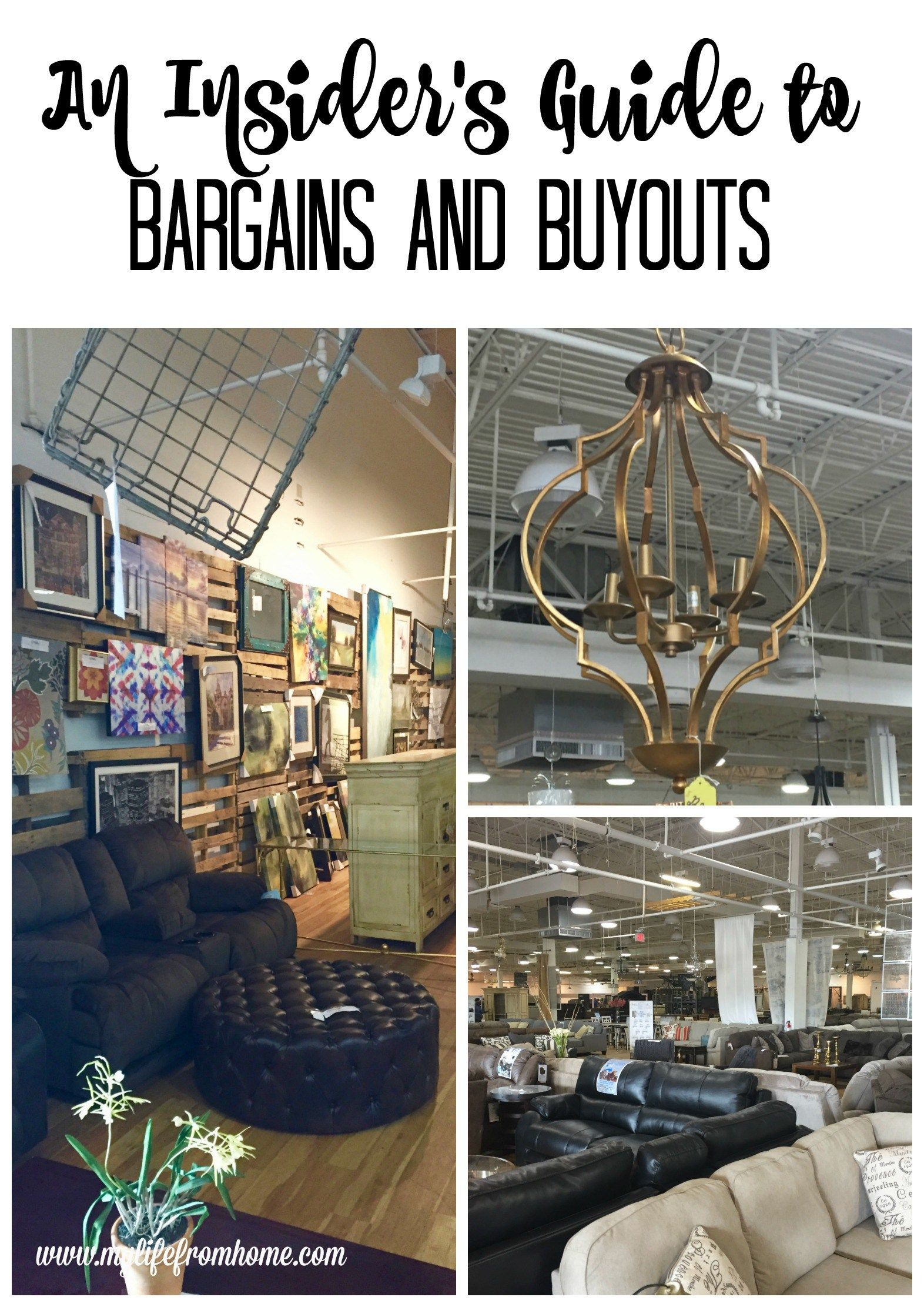An Insider S Guide To Bargains And Buyouts Cincinnati Oh