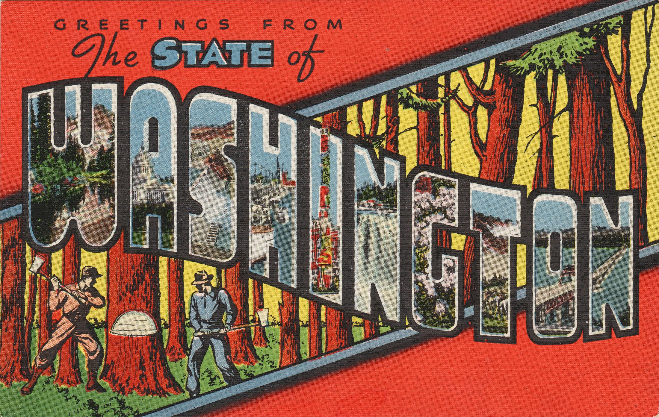 Pin On Vintage Postcards