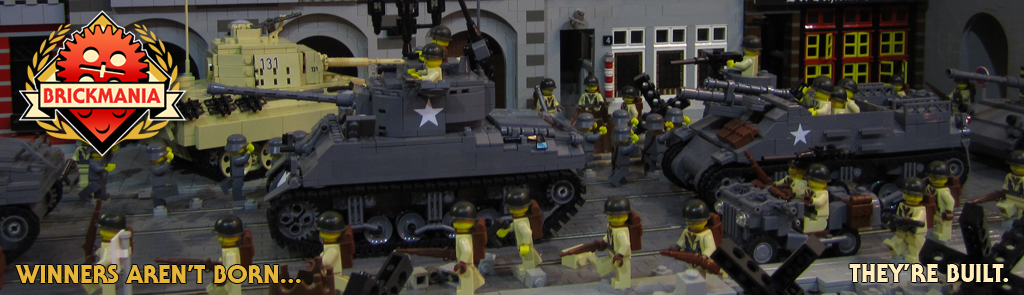 Lego World Thorpe Building