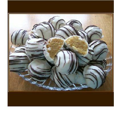 Vanilla Cake Bites / Balls