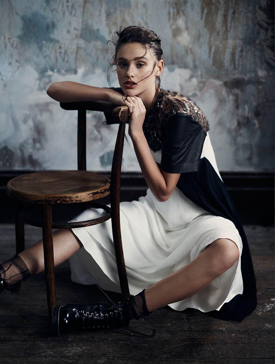 Fashion Shoot at Sydney Props Photo Studios Warehouse Studio