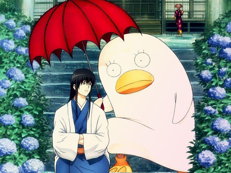 Gintama: Zura & Elizabeth | anime manga | Pinterest | Anime and Manga