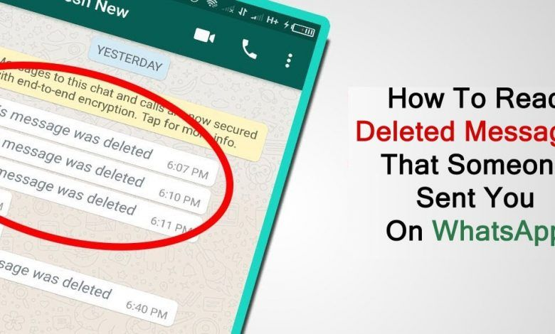 How to read deleted whatsapp messages cool tech biz in