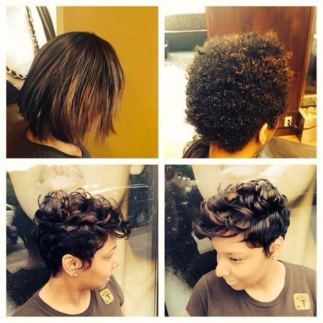 Like The River Salon Atlanta Ga Short Sassy Hair Hair Styles Sassy Hair